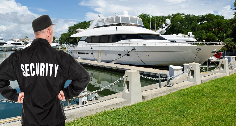Yacht Security Lake Worth